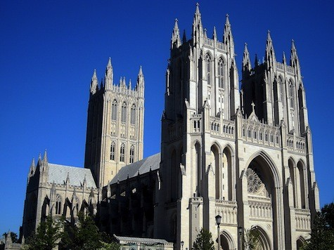 Muslim Brotherhood Overruns National Cathedral in DC