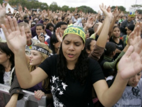 Pentecostals Are Now Majority of Latin American Protestants