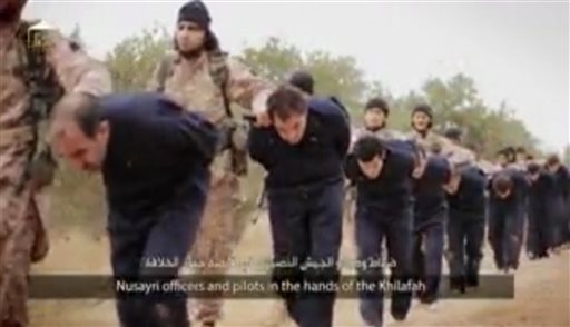 Frenchman Maxime Hauchard Identified Among killers in ISIS Beheading Video