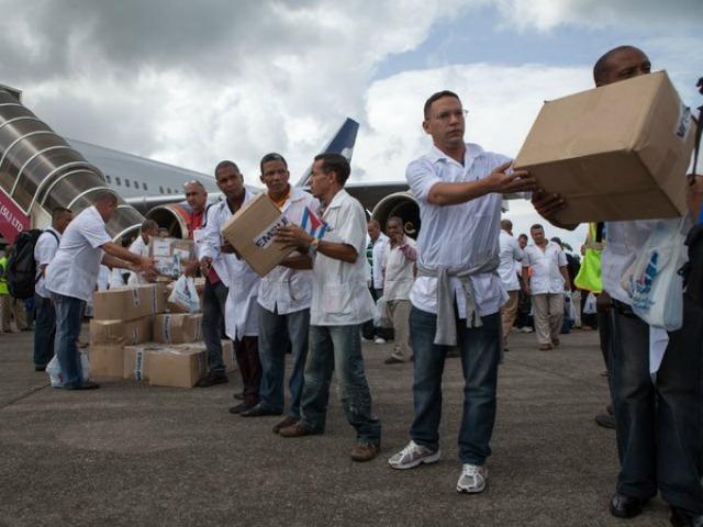 NYT Defends Cuban Doctor 'Slave Trade,' Attacks US Refugee Program
