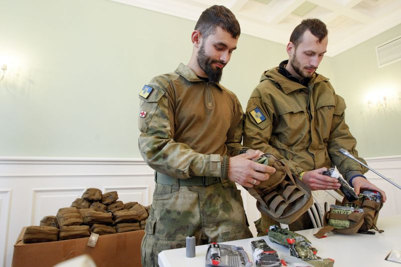 Exclusive: U.S. Increasing Non-Lethal Military Aid to Ukraine
