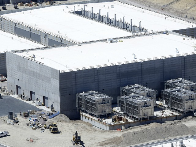 Utah Lawmakers Consider Cutting Off The Water Supply To NSA Data Center