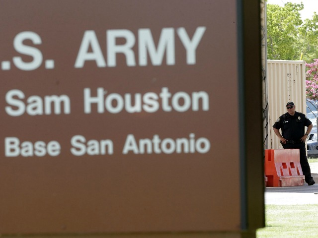 Fort Sam Houston Locked Down After Saudi National 'Rammed' Car into Gates