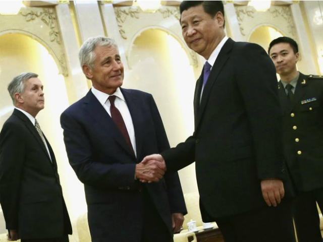 China Loves Chuck Hagel: Beijing Praises Ousted Defense Secretary
