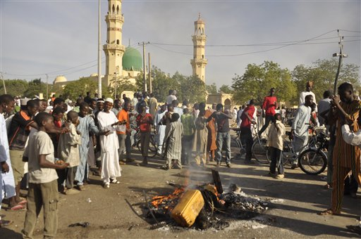 Nigeria Mosque Blasts: 92 Dead at One Hospital Morgue
