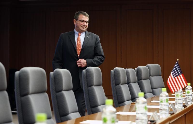Carter Seen as Obama's Pick for U.S. Defense Secretary