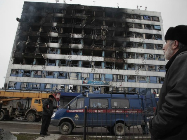 Militants Attack Grozny, Chechnya One Day Before Vladimir Putin Addresses Russia