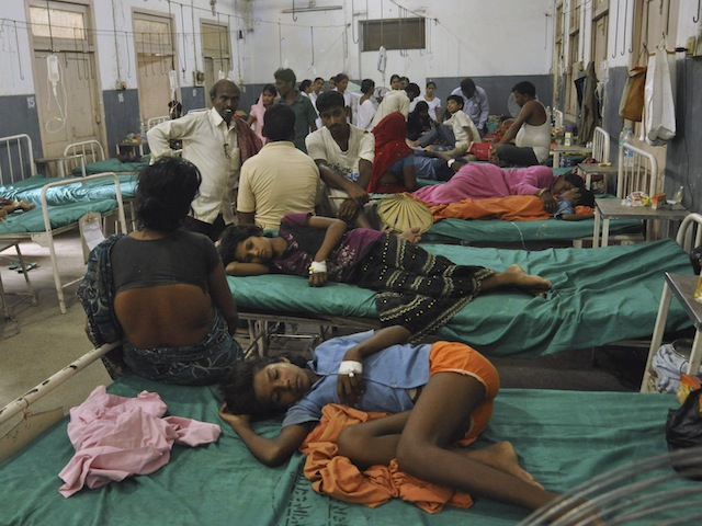 NYT: 'Superbugs' Kill India's Babies and Pose an Overseas Threat