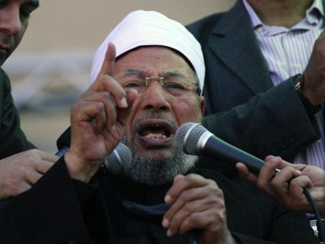 Interpol Alert Seeks Arrest of Muslim Brotherhood Sheikh Qaradawi