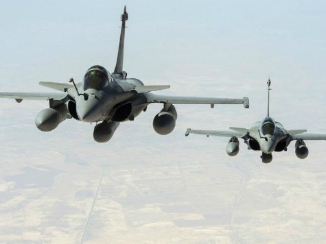Report: France is Ready to Ramp Up Airstrikes Against ISIS; Kerry Welcomes Iran's Participation