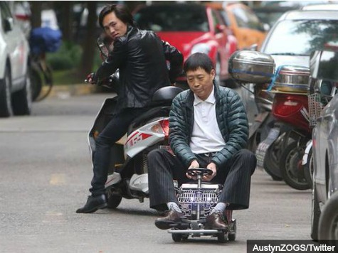 23.6 Inch-Long Car Takes to the Streets in China