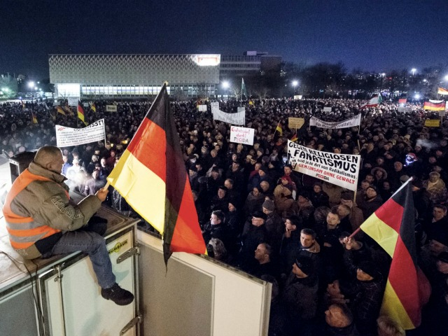 Angela Merkel Condemns Germany's Surging Anti-Sharia Movement