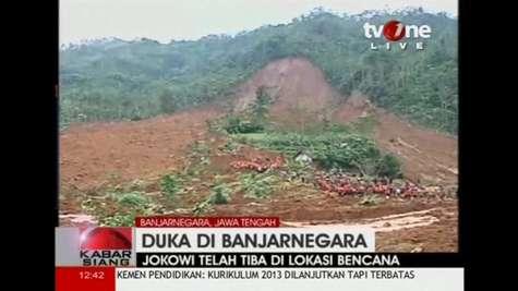 Indonesia Landslide Death Toll Rises