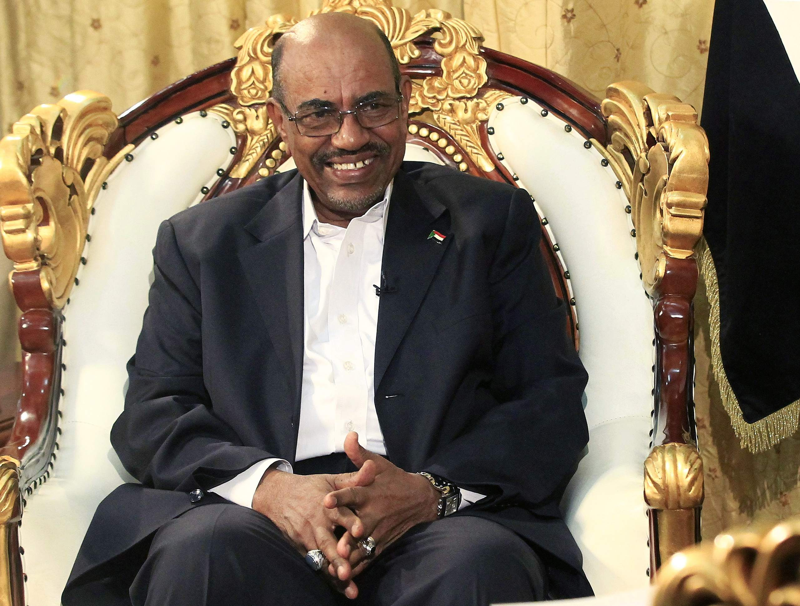 Sudan's Bashir Claims Victory over ICC After Court Shelves Darfur Probe