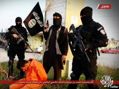 ISIS Executes Thirteen Men in Tikrit, Iraq