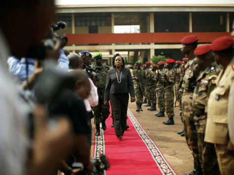 World View: Central African Republican Government Asks UN to Lift Arms Embargo