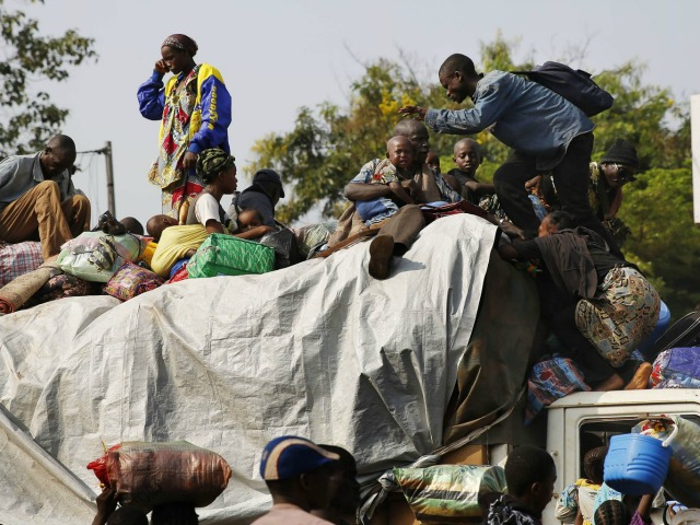 World View: Central African Republic Muslims Flee Christian Revenge Killings