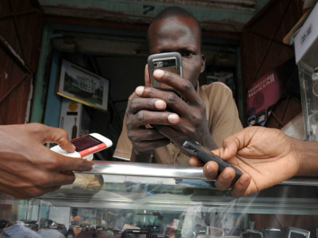 Central African Republic Bans Texting