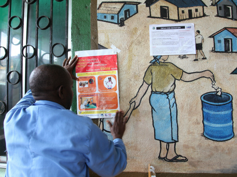 Liberia Bans Journalists from Ebola Centres