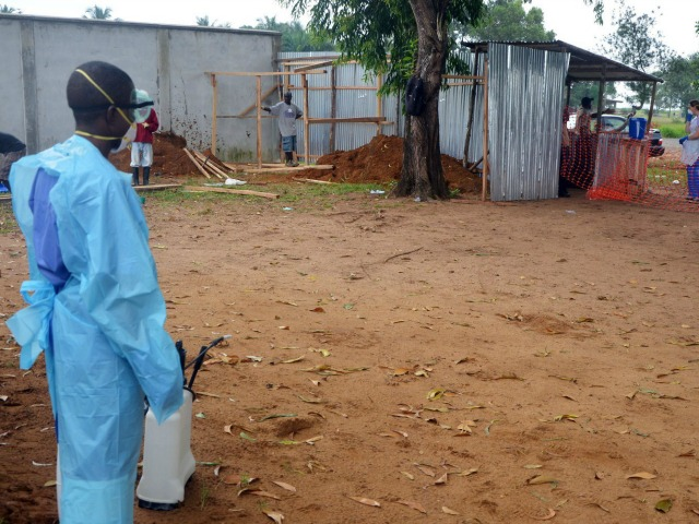 Report: Three Soldiers in Liberia Infected With Ebola