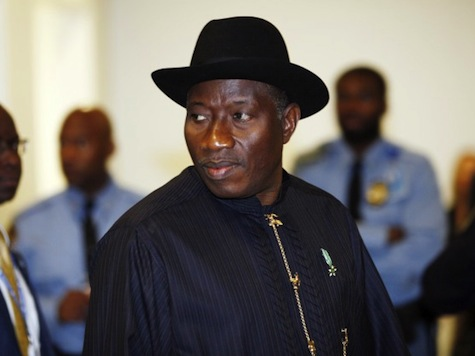 Nigeria's Jonathan Vows 'Total War' Against Boko Haram