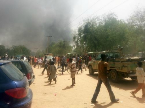 Militant Islamists Ramp Up Offensive in Northeast Nigeria