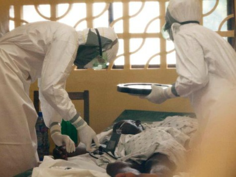 Africa's Ebola Crisis: Two Americans Infected as Liberia Goes on Lockdown