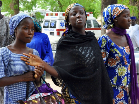 Wives Attempt to Stop Husbands Deployment to Fight Against Boko Haram