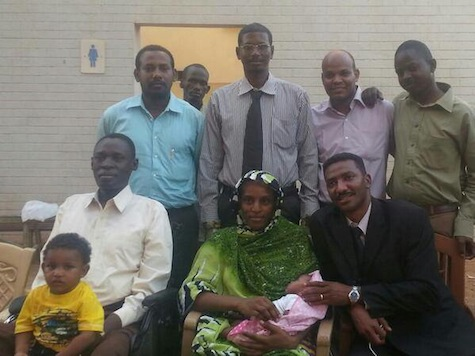 Meriam Yahya Ibrahim: Arrested, Released, Re-Arrested, Re-Released
