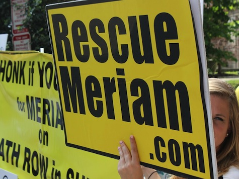 38 House Members Write to Kerry about Persecuted Sudanese Christian Meriam Ibrahim