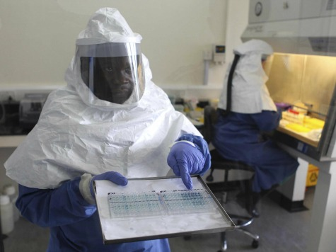 World View: Ebola Expected to Reach France and Britain Within Three Weeks