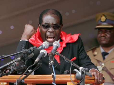 Zimbabwe's Mugabe Reportedly Faked Flood, Sent Refugees to Forced Labor Camps