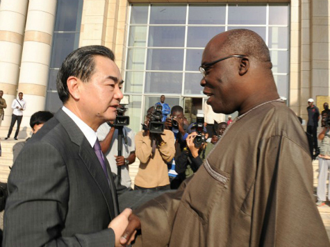 China Takes the Lead in Africa