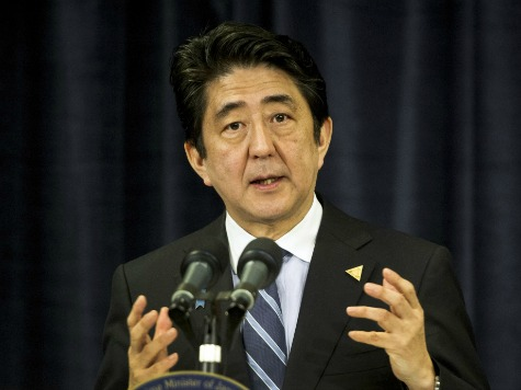 World View: Japan's Shinzo Abe Asserts Asian Leadership Against China