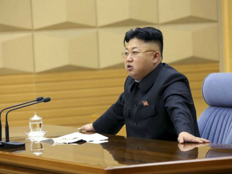 Kim Jung Un Has 'Discomfort,' North Korean News Agency Says