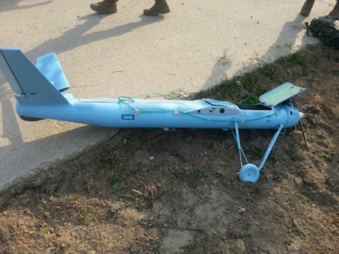 South Korea: North Korea Sending Drones Near the DMZ