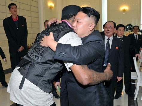 Dennis Rodman: 'Little Kid' Kim Jong-Un 'Changing North Korea for the Better'
