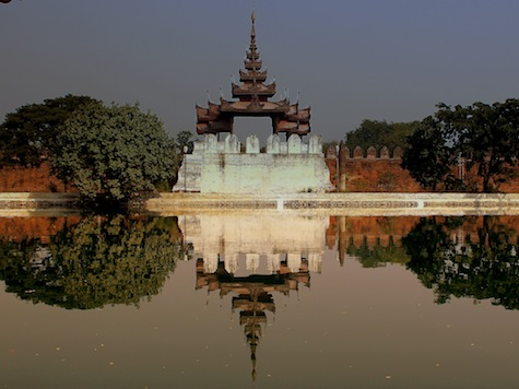 Curfew Imposed in Myanmar's Second Largest City, Mandalay, After Riots