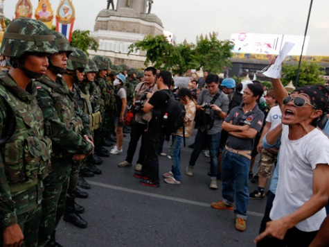 The Thai Army's View of the Coup: Irregular Threats Abound and Persist