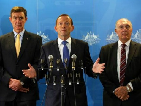 World View: Australia's PM Tony Abbott Promises to 'Shirt-Front' Vladimir Putin When They Meet