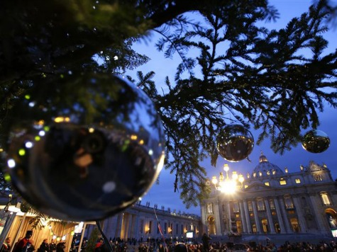 Vatican Announces its Christmas Stamp for 2014