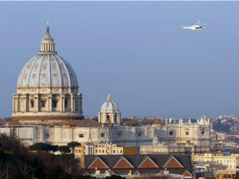 China Continues Rapprochement with Vatican