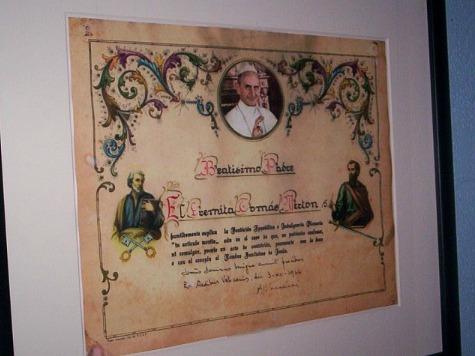 Vatican Reins in Sales of Papal Blessings