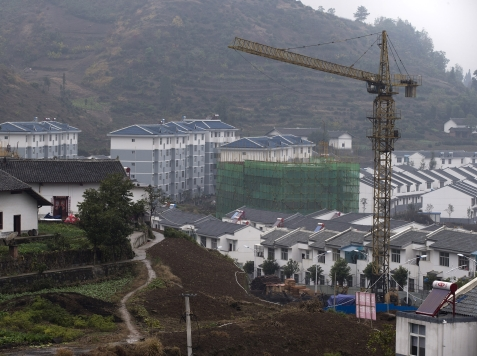 Local Chinese Governments Promote Razing of Villages for Financial Gain