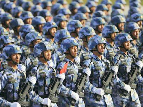 World View: China's Military Moves to Seize Malaysia's James Shoal