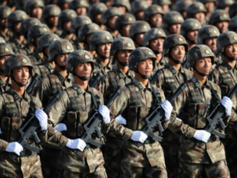 17 Chinese Soldiers Killed In Armory Blast