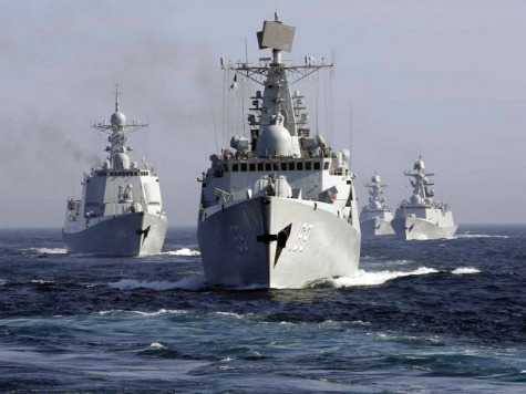 Two Chinese Destroyers Arrive At Iranian Port