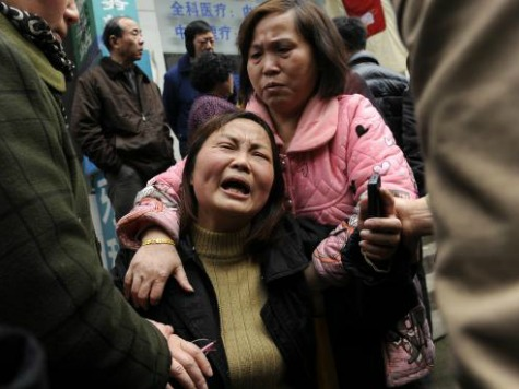 Another China Knife Attack Leaves Six Dead
