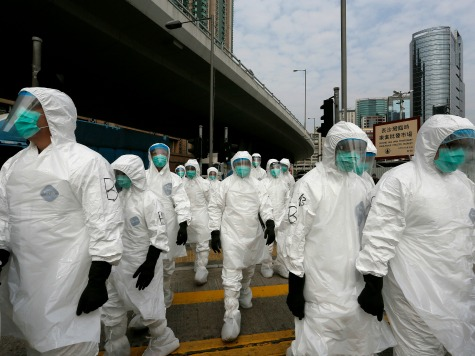 Chinese City 'Sealed Off' Due to Bubonic Plague
