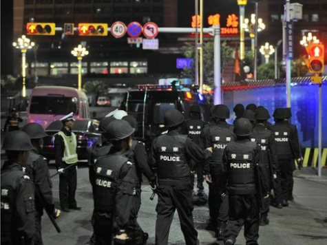 China: Train Station Attack an Act of Terrorism